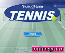 Большой теннис и матч
