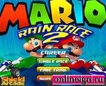 Марио на Машинке