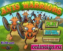 Война муравьев