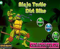 Донателло-мотоциклист