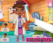 Плюшевый доктор: мягкое лечение