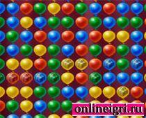 Взрывающиеся шарики