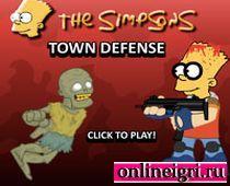 Зомби-апокалипсис: Симпсоны снова в деле