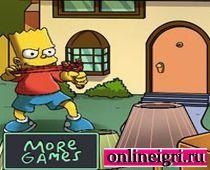 Барт Симпсон: Веселье с рогаткой
