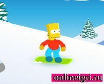 Симпсоны: зимние каникулы