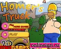 Гомер Симпсон: Охота на пончики