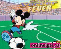 Микки Маус: Футбольное противостояние