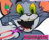 Том у дантиста