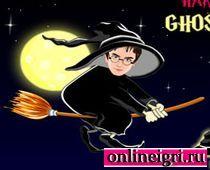 Гарри Поттер в поисках привидений
