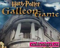 Гарри Поттер в банке