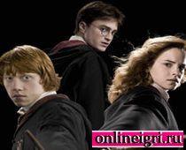 Гарри Поттер в доме