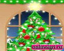 Рождественская гора подарков
