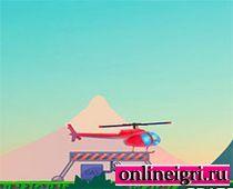 Вертолет и грузы