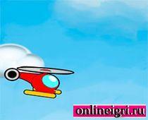Полет на вертолетике