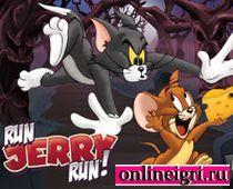 Том и Джери: болотный бег