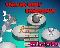 Бомбермен: Том и Джерри