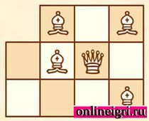 Головоломка с шахматами