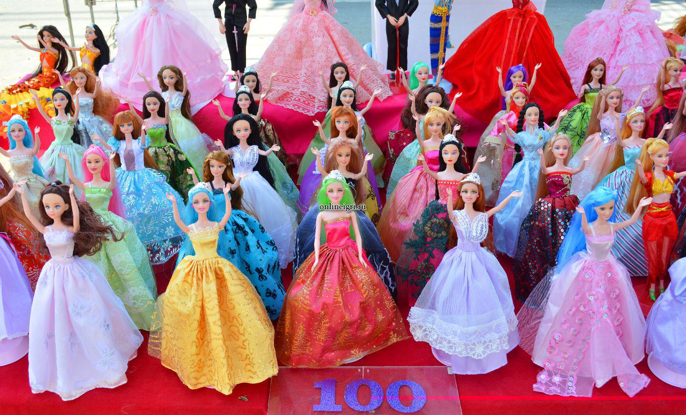 Шикарная модель barbie brilliant 3 фотография